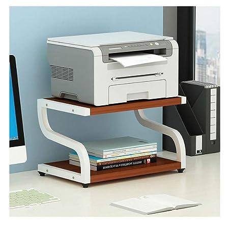 Lwieui Base de la Impresora Impresora Estante Piso Principal ...