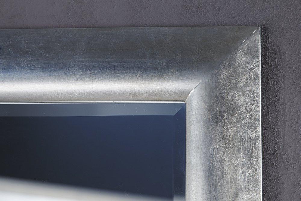DuNord DesignWandspiegel Standspiegel PURE silber 180cm Design ...