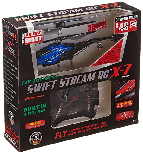 Price comparison product image Swift Stream X-7 Helicopter,  Blue