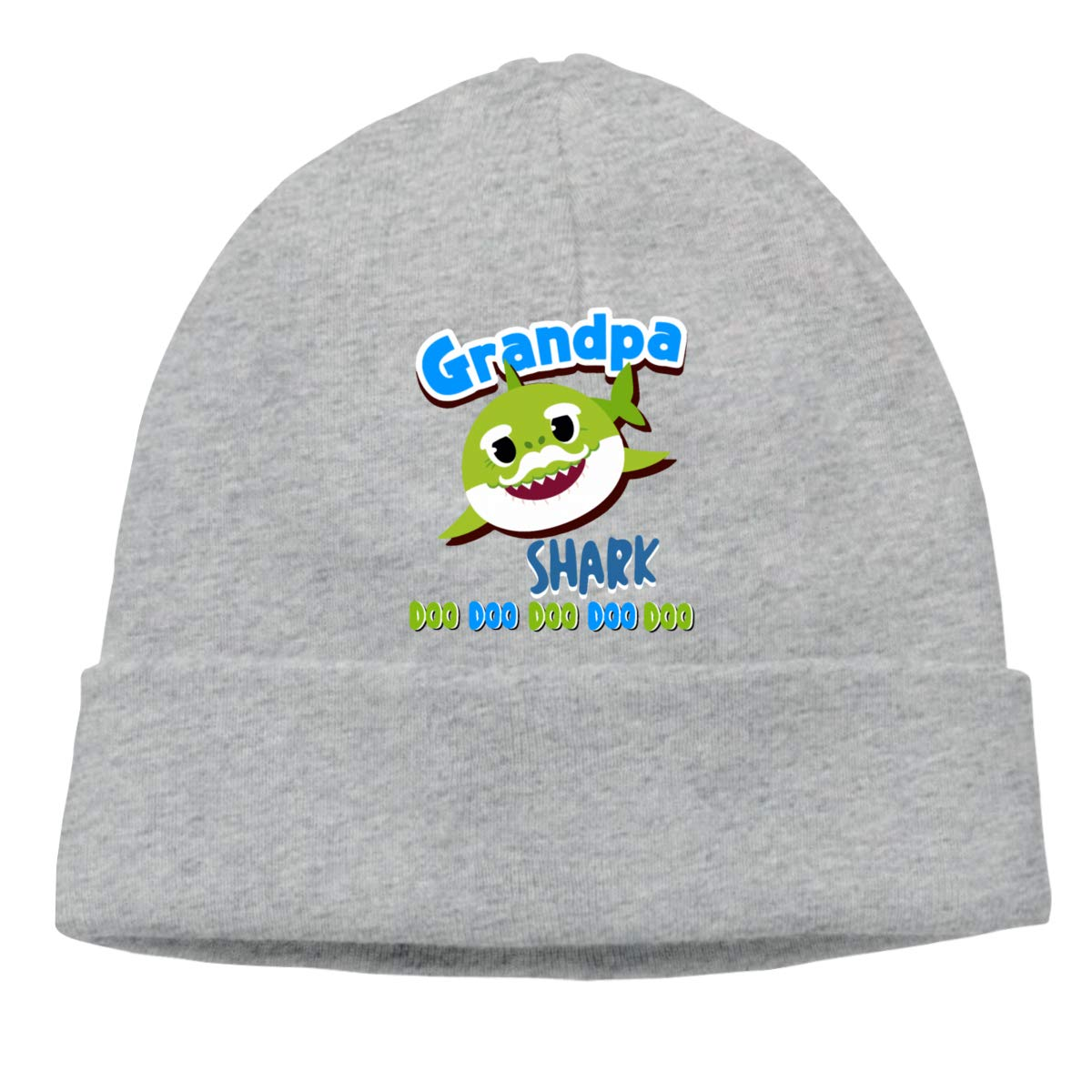 Grandpa Shark Thin Beanie Hat Skull Caps Men/&Women Slouchy Soft