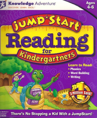 Jumpstart Reading for Kindergartners (PC/Mac)