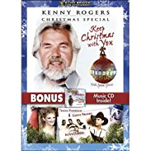 Kenny Rogers Christmas Special with Bonus CD: Country Christmas