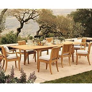 61iuTM7UINL._SS300_ Teak Dining Tables & Teak Dining Sets