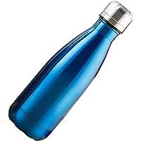 SEPT MIRACLE Sept Miracolo Tenere Caldo e Freddo in Acciaio Inox colorato Water Bottle Thermos ermetica Doppia Parete Tazze di Sport (500 ml)