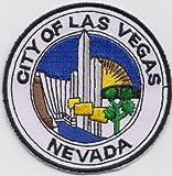 City of Las Vegas Nevada bestickt Patch Badge