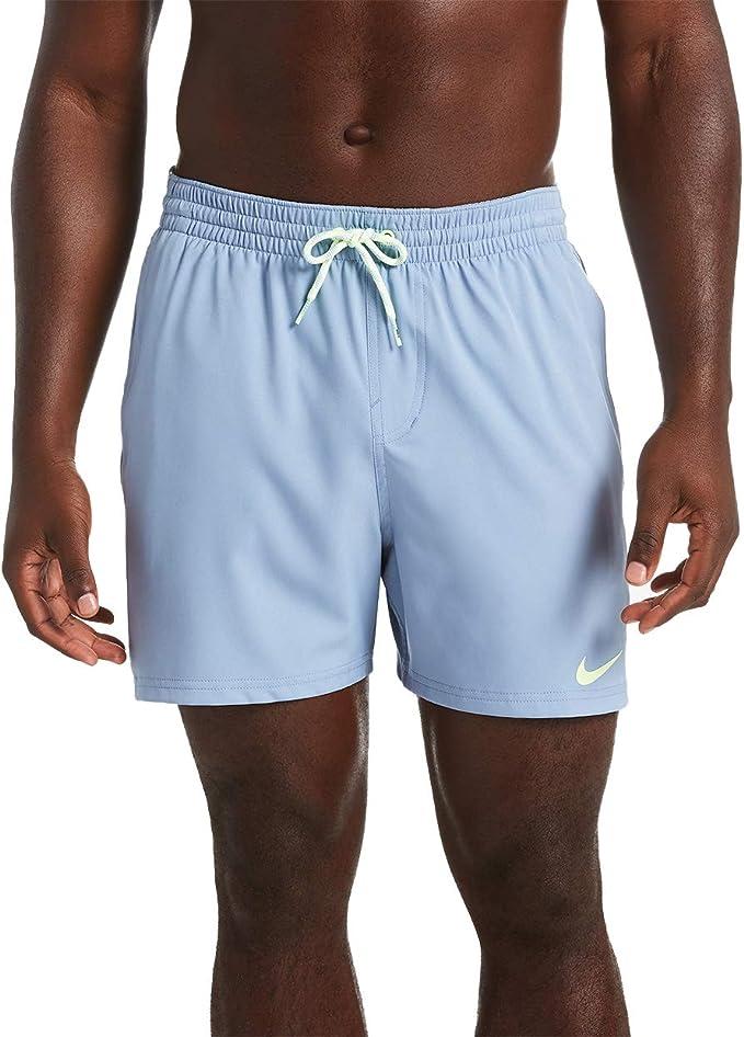 Nike Costume Uomo 5 Volley Short NESS9433.001: Amazon.it