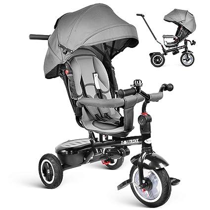 besrey Triciclos Bebes, Triciclo Bebe evolutivo Infantil ...