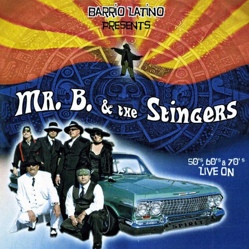 mr b and the stingers by mr b and the stingers on amazon music. Black Bedroom Furniture Sets. Home Design Ideas