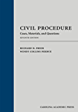 Civil Procedure: Cases, Materials, and Questions, Seventh Edition