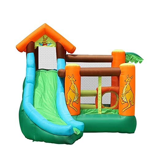 Yocobo Castillo Inflable Inflable Castillo Hinchable Camas ...