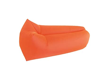 Berta y shuke inflable sofá tumbona compresión Air camas, colchones de aire sofá, portátil