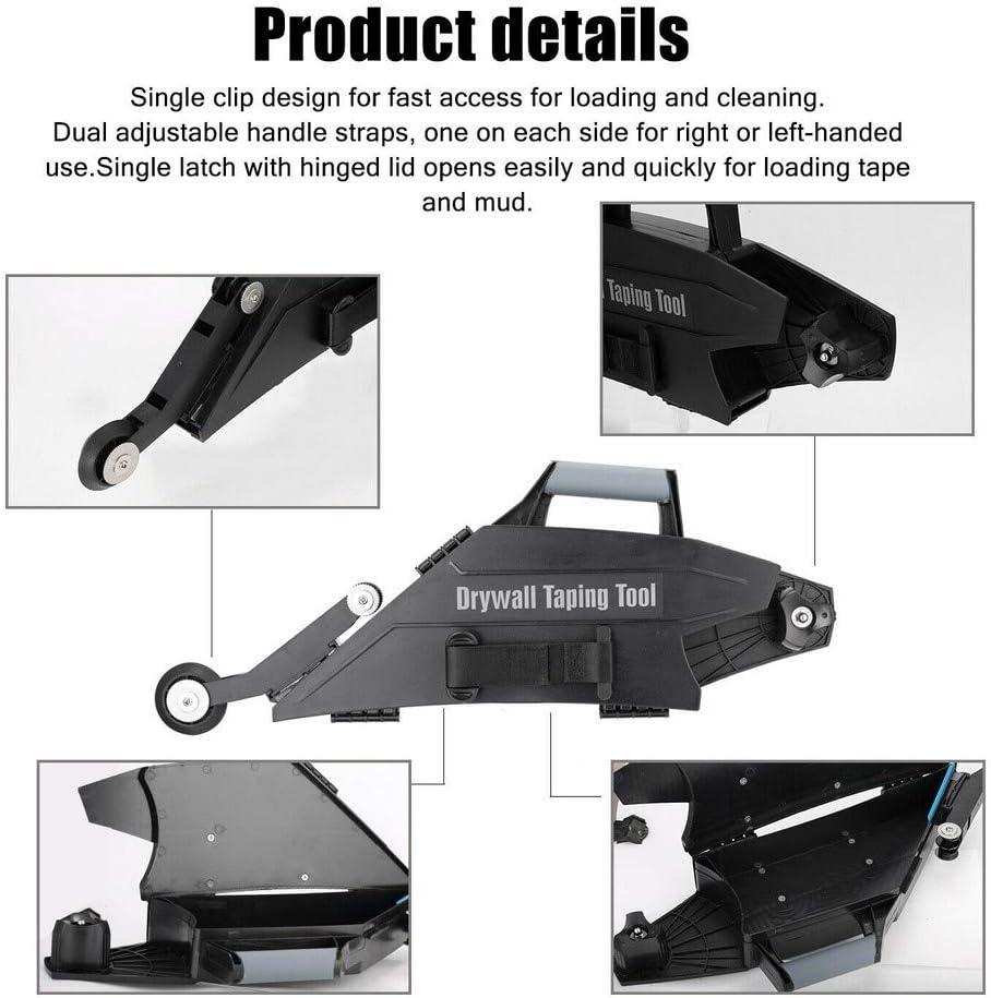 Keior Trockenbau Taping Tool mit Schnellwechsel Innenecke Rad Handwerkzeuge