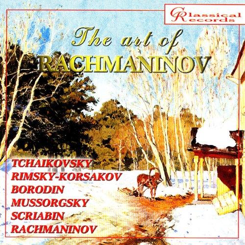 The Art of Rachmaninov Vol 8