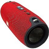Caixa de Som Xtreme Mini Estéreo 40w Rms Bluetooth Vermelha