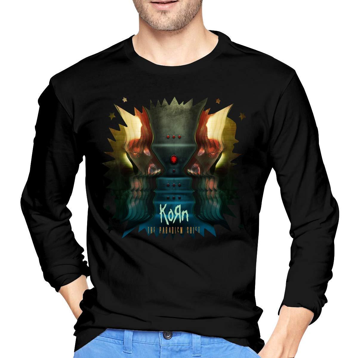 Fssatung S Korn The Paradigm Shift T Shirts Black