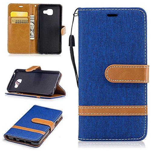 Slim Shockproof Case for Samsung Galaxy A3 (Blue) - 1