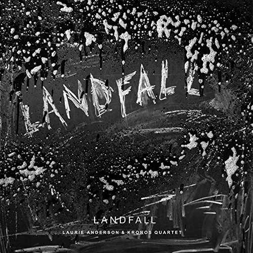 CD : Laurie Anderson - Landfall (CD)