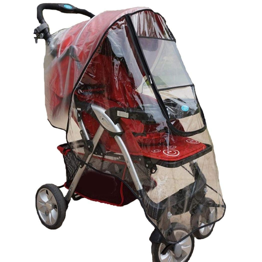 Dennko General Baby Stroller Wind Dust Shield Baby Carriages Waterproof Rain Cover Weather Shields