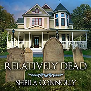 Relatively Dead Audiobook