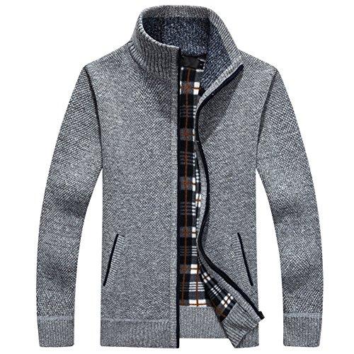 Knit Mens Jacket - 6