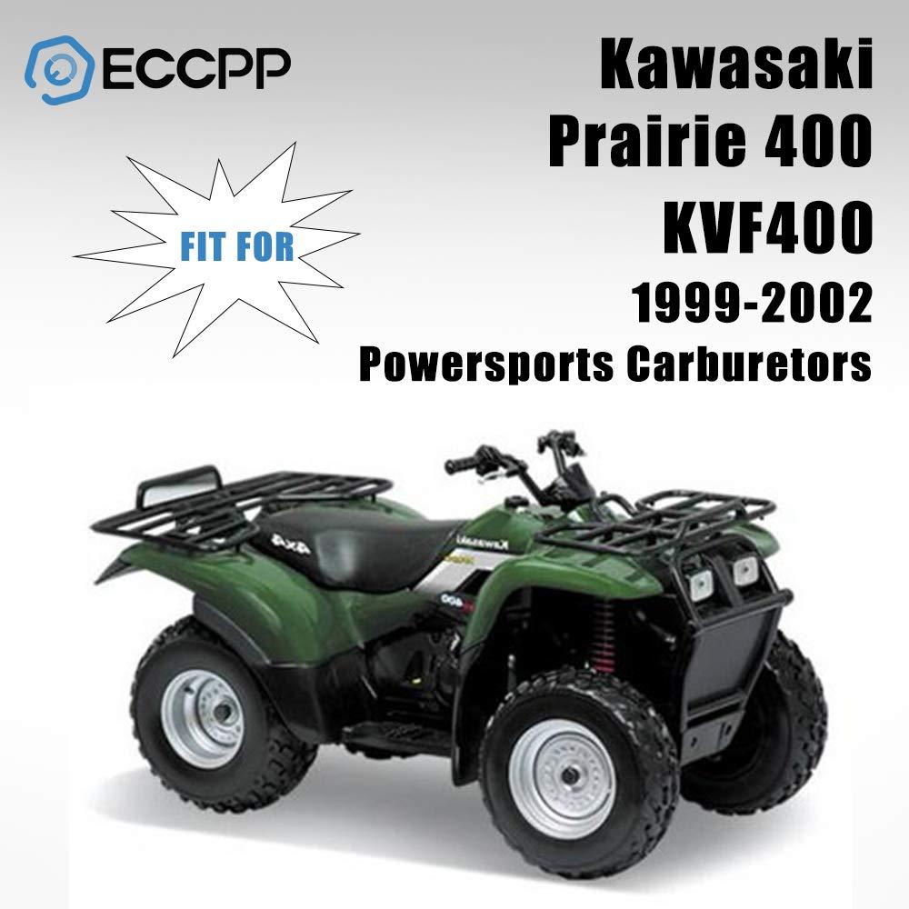 4X4 PRAIRIE 400 1999-2002 New Carburetor Carb Fits For Kawasaki KVF400 2X4