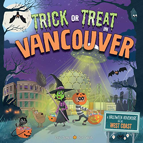 Trick or Treat in Vancouver: A Halloween Adventure On The West Coast]()