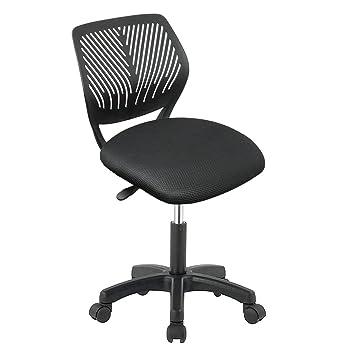 Marvelous Amazon Com Intimate Wm Heart Desk Chair Study Chair Low Short Links Chair Design For Home Short Linksinfo