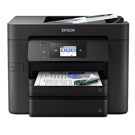 Epson Workforce Pro WF-4730DTWF - Impresora multifunción ...