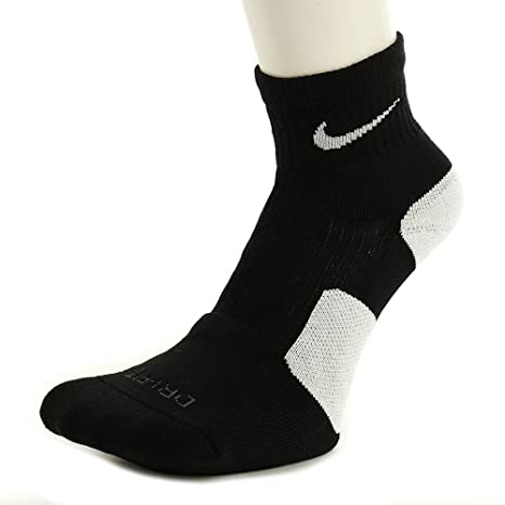 Nike Mens Elite High Quarter Basketball Socks