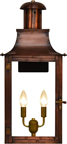 The CopperSmith Somerset 20 2 Lite Electric Lantern SO20-Elec