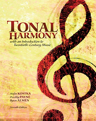 Audio CD for Tonal Harmony by Brand: Ingram
