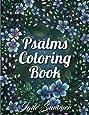 Psalms Coloring Book: An Inspirational Adult Coloring Book with Fun, Easy, and Relaxing Coloring Pages