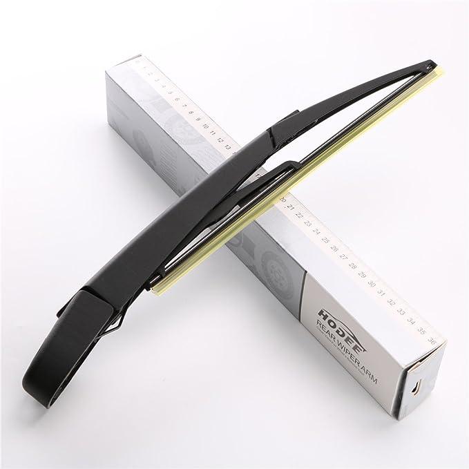 HODEE Brazo de limpiaparabrisas trasero & Cuchilla/REAR WIPER ARM & BLADE OE:6405.HZ/OE:6429.EK: Amazon.es: Coche y moto