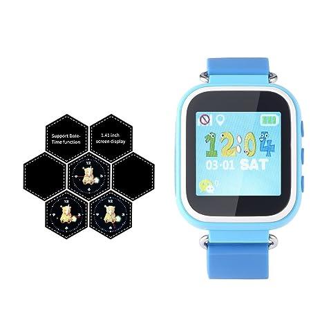 maistore reloj inteligente para los niños, reloj GPS con 1,41 pulgadas Protector de pantalla, ...