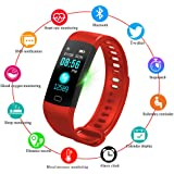 LIGE Fitness Tracker HR, Activity Tracker with Heart Rate Monitor Watch, IP67 Waterproof Smart
