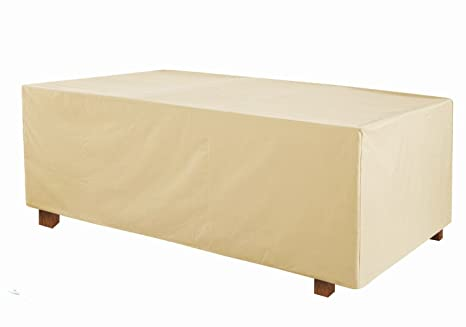 Grand patio Rectangular Patio Table Cover, Weather-Resistant Patio Table  and Chair Covers, - Amazon.com : Grand Patio Rectangular Patio Table Cover, Weather