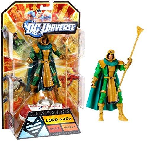DC Universe Classics Lord Naga Collectible Figure No BAF Part