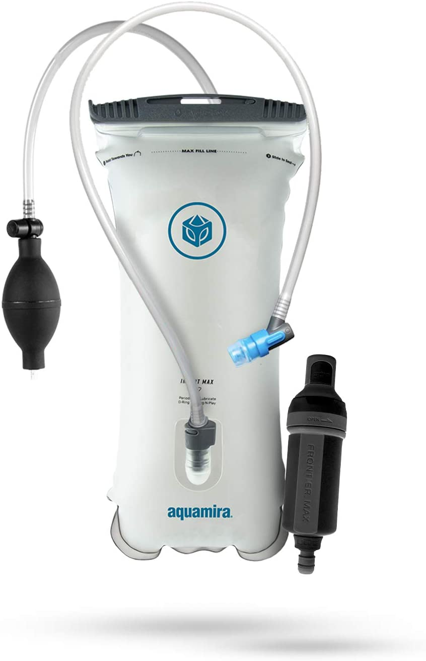 Aquamira Pressurized Hydration Reservoir