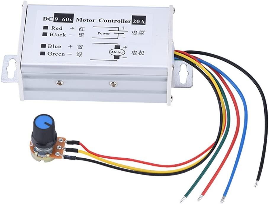 DC9-60V PWM-Controller 25 kHz Gleichstrommotor Lineare Last Industriell