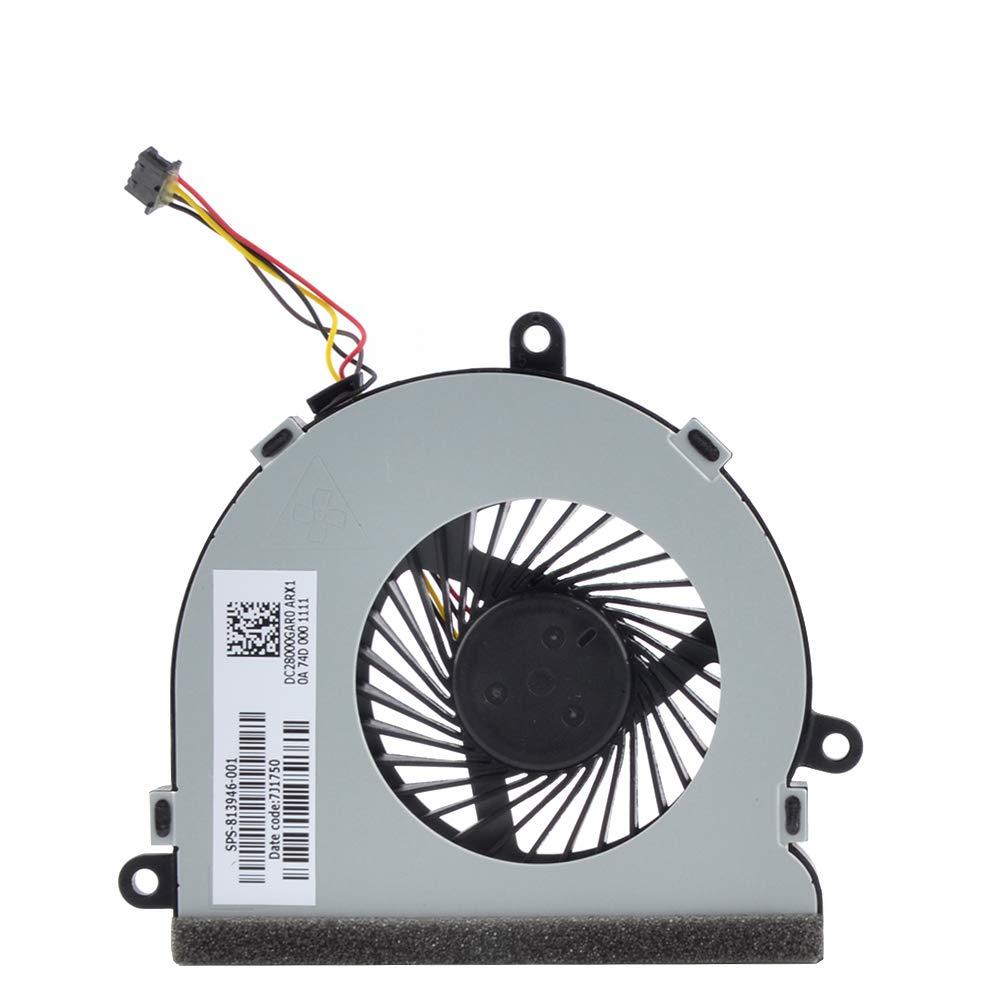 Cooler Para Hp 15-ay 15-ay009dx 15-ay013cy 15-ay013dx 15-ay0
