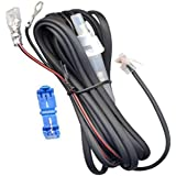 Escort Direct Wire Power Cord for Radar and Laser Detectors