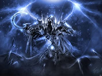 heroes of the storm build concept malthael heroesfire