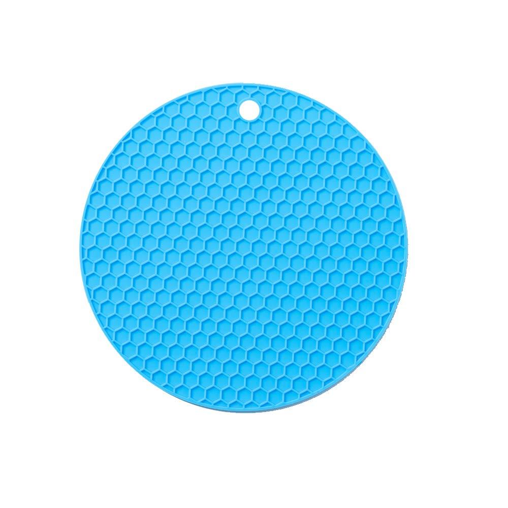 Amazon.com: Soporte de silicona para olla, alfombrilla de ...