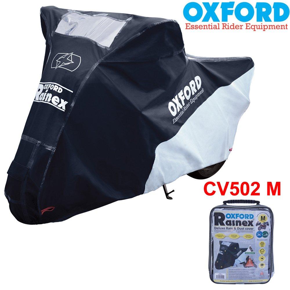Oxford Rainex Funda Protector Cubierta de Lluvia y Polvo Moto//Motocicleta L