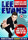 Lee Evans: Complete Live Comedy Collection 1994-2011 DVD Box Set