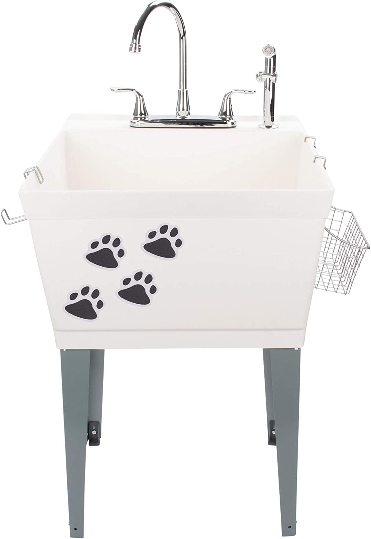 Jackson Supplies Laundry Sink Utility Tub