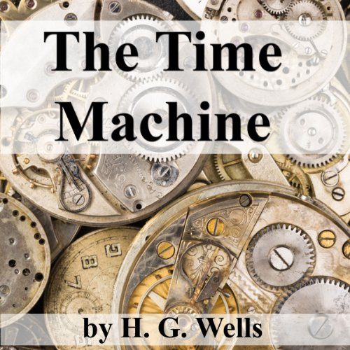 Bargain Audio Book - The Time Machine
