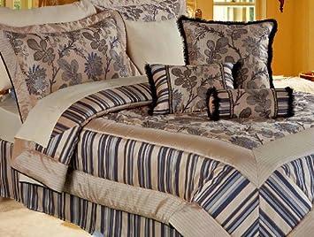 couvre lit mexicain Couvre lit Cocoon Mexique Noir, noir, King Size (104'' x 104  couvre lit mexicain