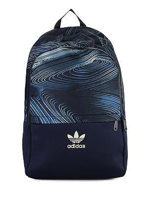 Adidas Blue Geology Backpack Rucksack 1a55f75065449