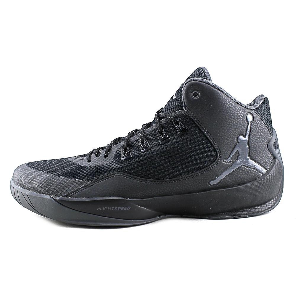 competitive price d1429 bb4fc Nike JORDAN RISING HIGH 2 mens basketball-shoes 844065 BLACK DARK GREY-BLACK -INFRARED 23 11.5 D(M) US  Amazon.in  Shoes   Handbags